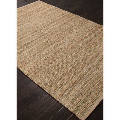 Daragon Green/Brown Solid Area Rug Rug Size: 36 x 56