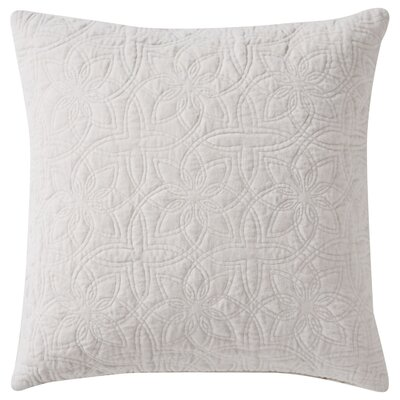 Randall Quilted Pattern Throw Pillow