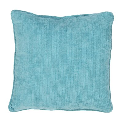 Maelys Indoor/Outdoor Throw Pillow Color: Blue