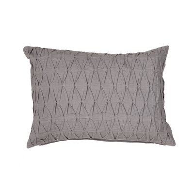 Elliott Lumbar Pillow Color: Gray