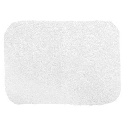Chatham Bath Mat Size: 60 L x 24 W, Color: White