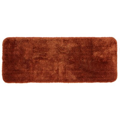 Chatham Bath Mat Size: 34 L x 20 W, Color: Spice