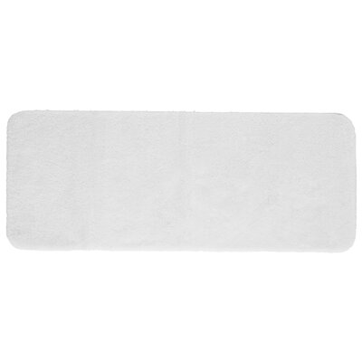 Chatham Bath Mat Size: 24 L x 17 W, Color: White