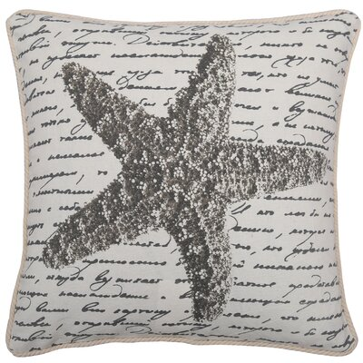 Harvey Cotton Throw Pillow