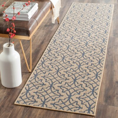 Colgate Hand-Woven Area Rug Rug Size: Runner 2 x 8