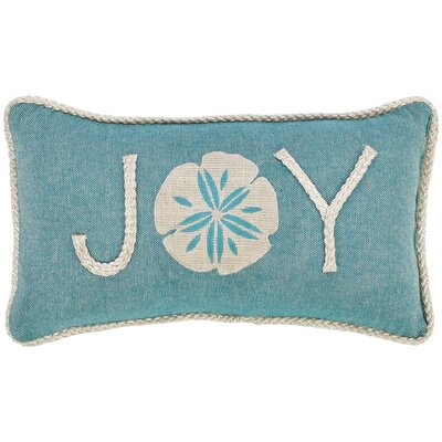 Brigid Joy Cotton Throw Pillow
