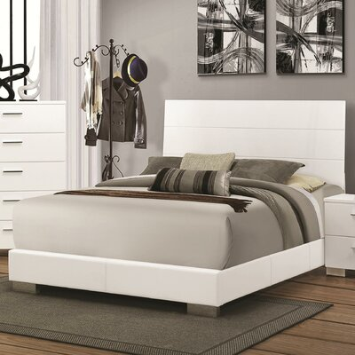 Arius Panel Bed Size: Eastern King