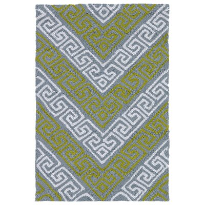 Avianna Grey Indoor/Outdoor Rug Rug Size: Rectangle 2 x 3