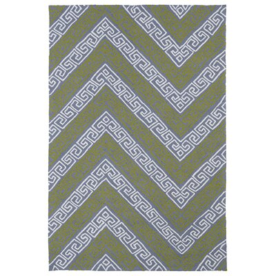 Avianna Grey Indoor/Outdoor Rug Rug Size: 3 x 5