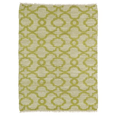 Coatsburg Lime Green Area Rug Rug Size: 36 x 56