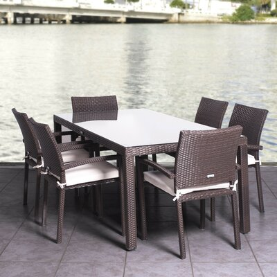 Aquia Creek 7 Piece Dining Set
