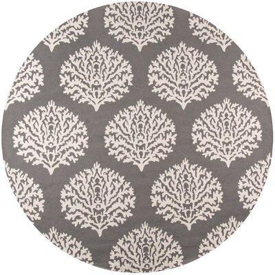 Tanguay Gray Indoor/Outdoor Area Rug Rug Size: 8 x 10