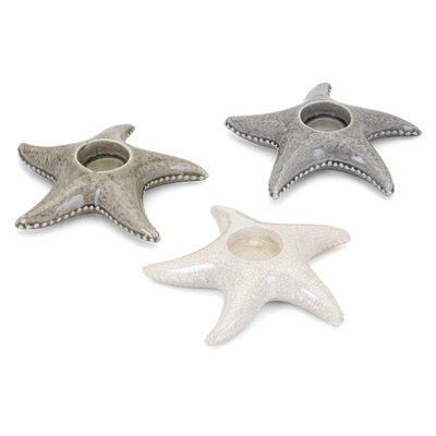 Starfish Candleholder Dish