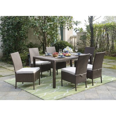 Havenscourt 7 Piece Dining Set