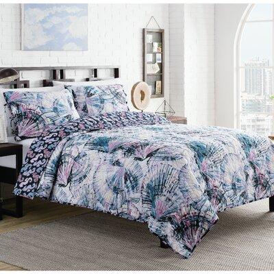 Baird 3 Piece Reversible Quilt Set Size: Queen