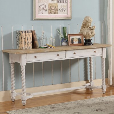 Coyne 2 Drawer Console Table