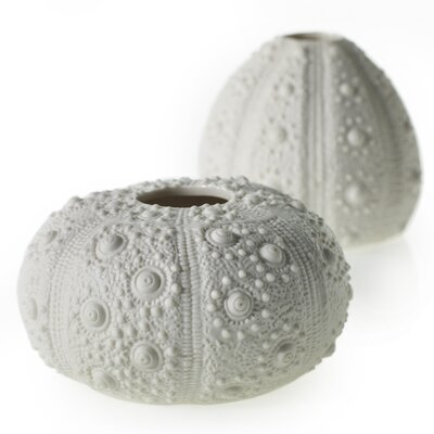 Sea Urchin 2 Piece Table Vase Set