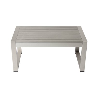 Hillwood Coffee Table Finish: Taupe