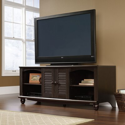 Pinellas 62.6 TV Stand Color: Antiqued Brown