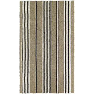 Artique Hand-Woven Buttered Rum Area Rug Rug Size: Rectangle 3 x 5