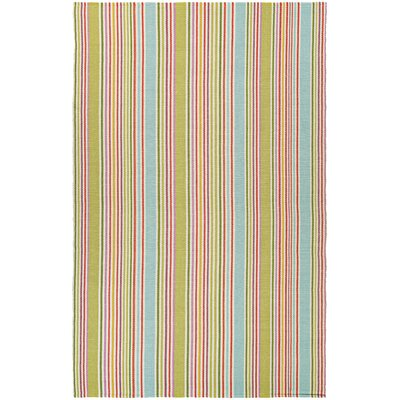 Greater Carrollwood Hand-Woven Popsicle Area Rug Rug Size: 3 x 5