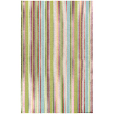 Artique Hand-Woven Popsicle Area Rug Rug Size: 8 x 10