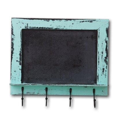 4 Hooks Chalkboard