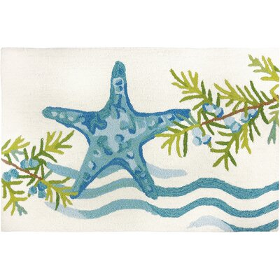 Mirabeau Ocean Tide Starfish Mat