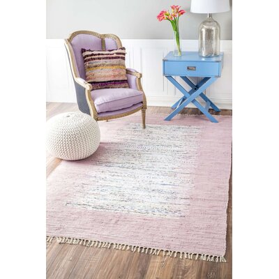 Grayling Turin Lavender Area Rug Rug Size: Rectangle 5 x 8