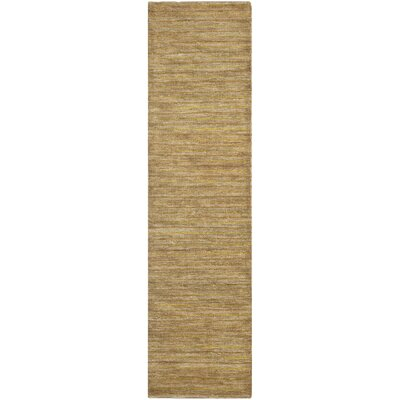 Ruby Natural Area Rug Rug Size: Runner 26 x 8