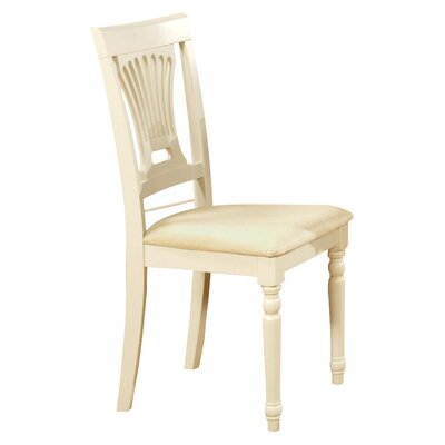 Rutledge Side Chair (Set of 2) Color: Buttermilk