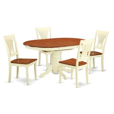 Norris 5 Piece Dining Set