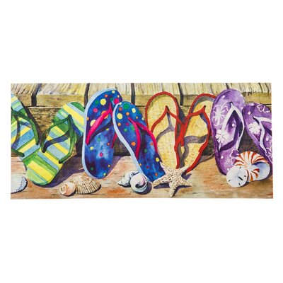Imnaha Flip Flop Switch Doormat