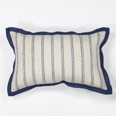 Gifford Nautical Stripes Lumbar Pillow