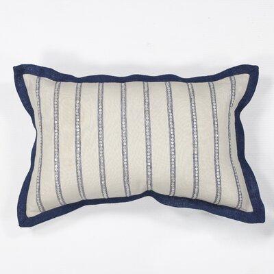 Gifford Nautical Stripes Lumbar Pillow