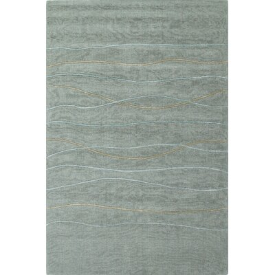 Oceane Landscape Ocean Area Rug Rug Size: Rectangle 26 x 42