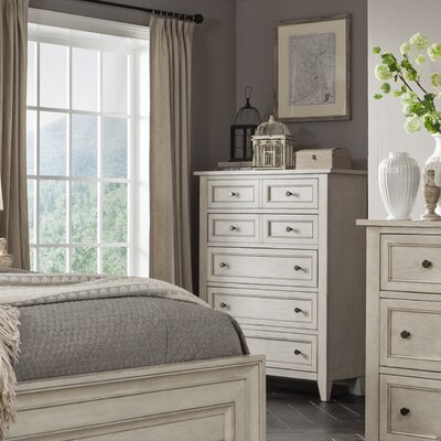 Stoughton 5 Drawer Chest