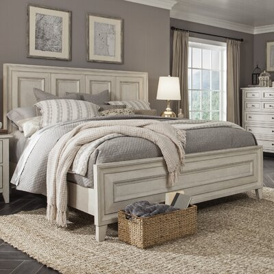 Stoughton Panel Bed Size: King