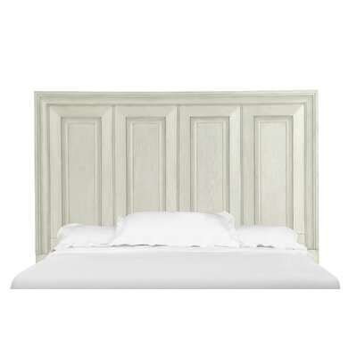 Nyssa Panel Headboard Size: King