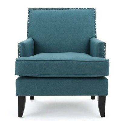 Chilton Armchair Upholstery: Dark Teal