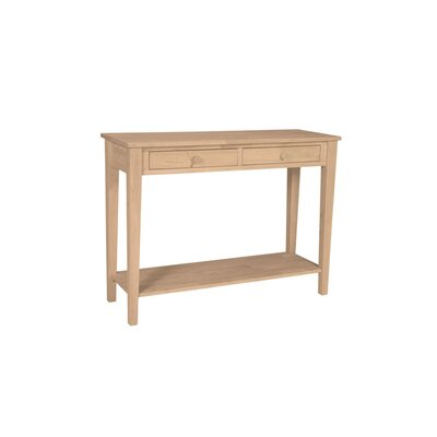 Bufton Console Table