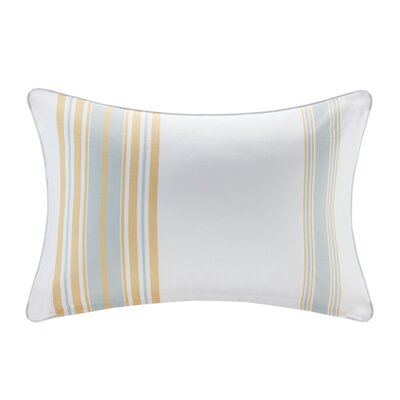 Corbin Outdoor Lumbar Pillow Color: Yellow