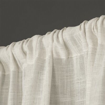 Denton Curtain Panels Size: 54 W x 96 L