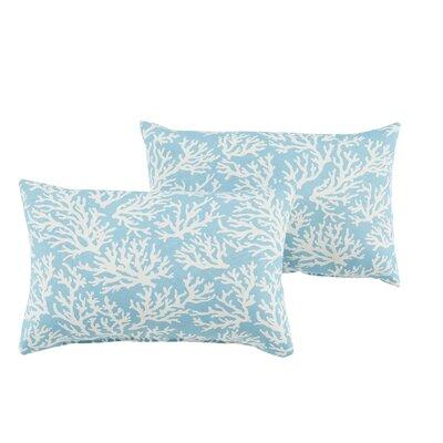 Sutton Reef Indoor/Outdoor Lumbar Pillow