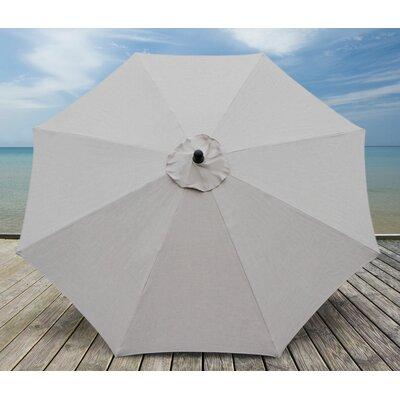 10 Madilyn Market Umbrella Color: Cast Ash