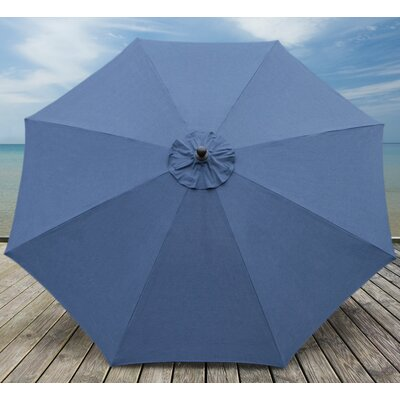 10 Madilyn Market Umbrella Color: Spectrum Indigo