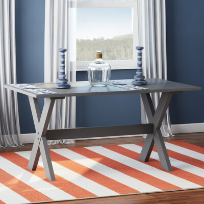 Medulla Dining Table Finish: Grey