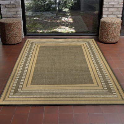 Roselawn Etched Gray Indoor/Outdoor Area Rug Rug Size: Square 710