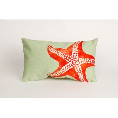 Clarkstown Starfish Lumbar Pillow