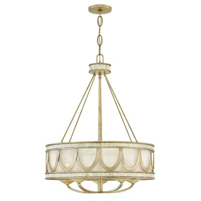 Stoddard 5-Light Drum Chandelier